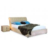 Кровать Coffe Time Caramel 180х200 с подъемным механизмом