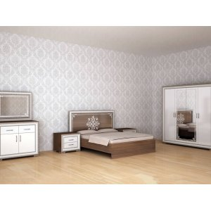 Спальня Элизабет-1 белая