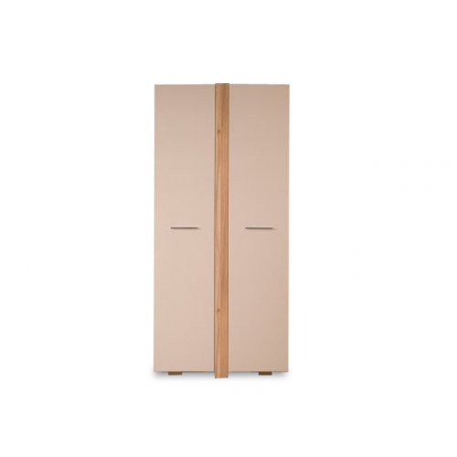 Шкаф гардеробный Прага двухдверный