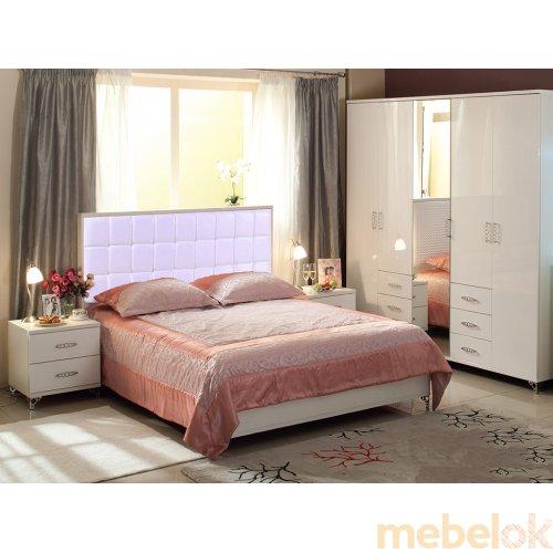 Кровать Мода 160х200