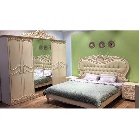 Спальный гарнитур Лючия Cream
