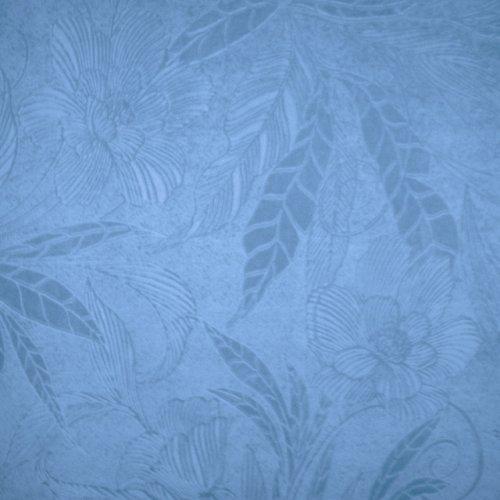 Ткань флок Винтаж blue