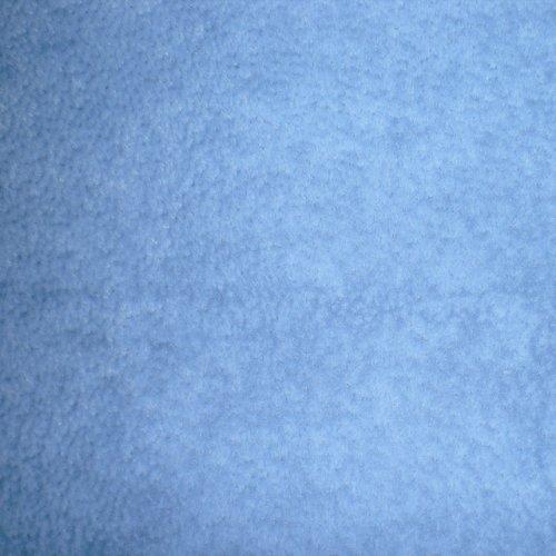 Ткань флок Винтаж blue combin
