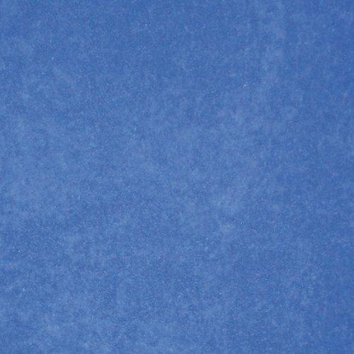 Ткань флок Финт blue