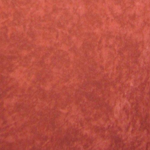 Ткань флок Финт dk red
