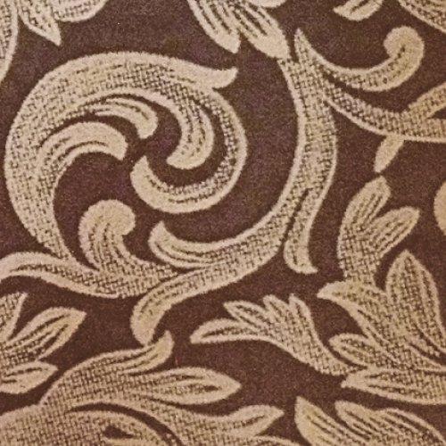 Ткань флок Лагуна caramel