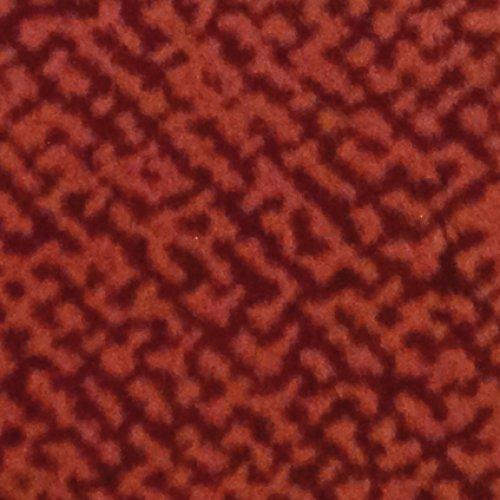 Ткань флок Марио terrakota