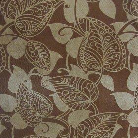 Ткань флок Офелия caramel
