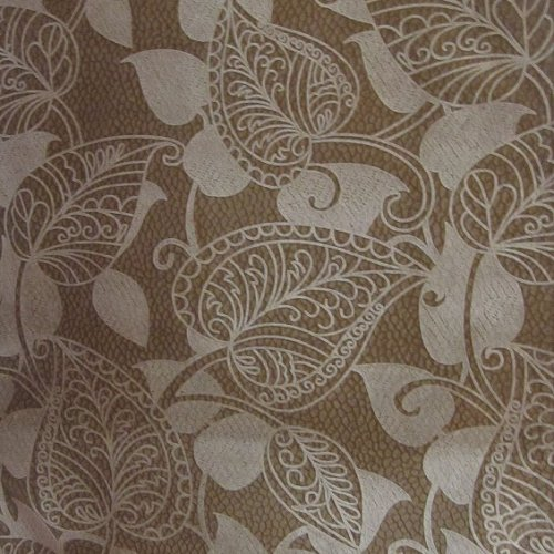 Ткань флок Офелия chocolate