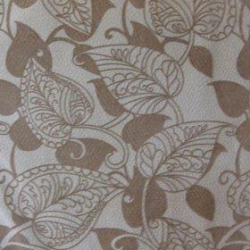 Ткань флок Офелия cream