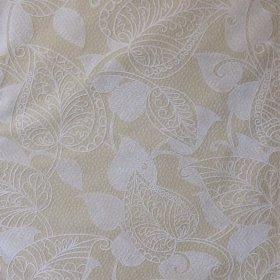 Ткань флок Офелия ivory