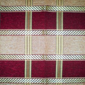 Ткань Шенилл Мега 011 A red