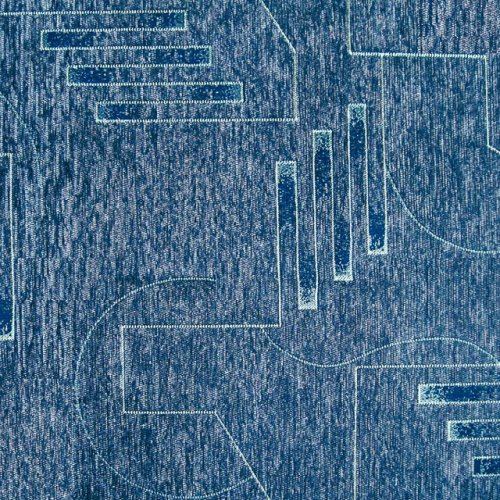 Ткань Шенилл Тетрис 6025-282
