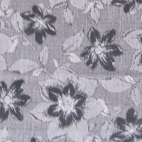 Ткань Шенилл Нота black