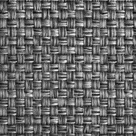 Ткань Жаккард Бамбу блек 8