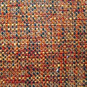 Ткань Жаккард Лондон orange