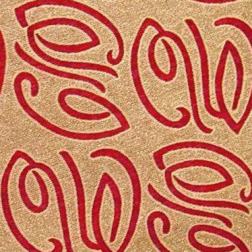 Ткань шенилл Amanda-2 red