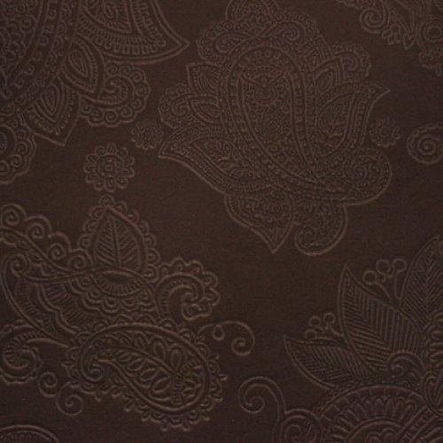Ткань Флок Карелия 4 Cacao