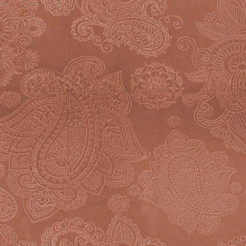 Ткань Флок Карелия 8 Terracota