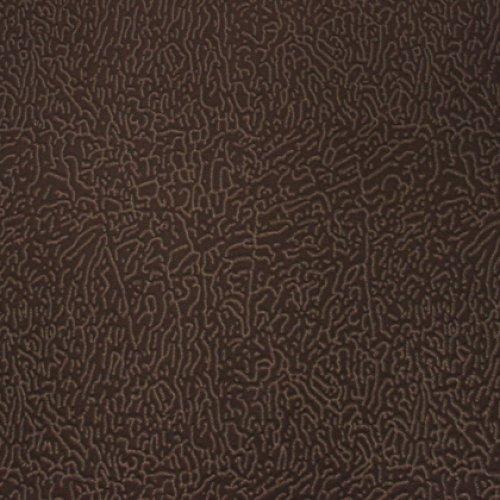 Ткань Флок Карелия Flower Cacao