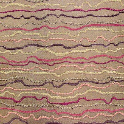 Ткань жаккард Женева Stripe Lilac