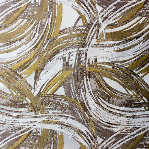 Ткань жаккард Меркурий Caramel