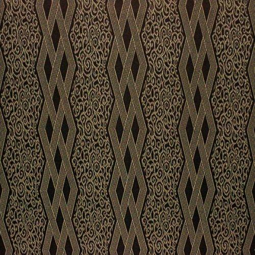 Ткань Жаккард Ницца Страйп 3 Brown