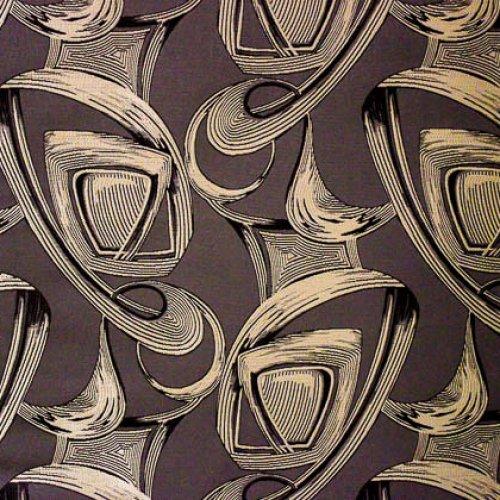 Ткань жаккард Ролекс Chocolate