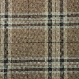 Ткань жаккард Шотландия Brown