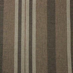 Ткань жаккард Шотландия Stripe Brown