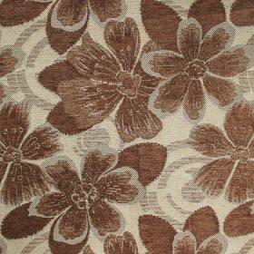 Ткань шенилл Мэдисон Brown