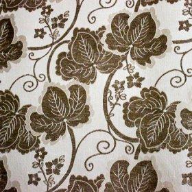 Ткань шенилл Шайн Flower Beige