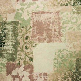 Ткань велюр Фиона Vintage Green