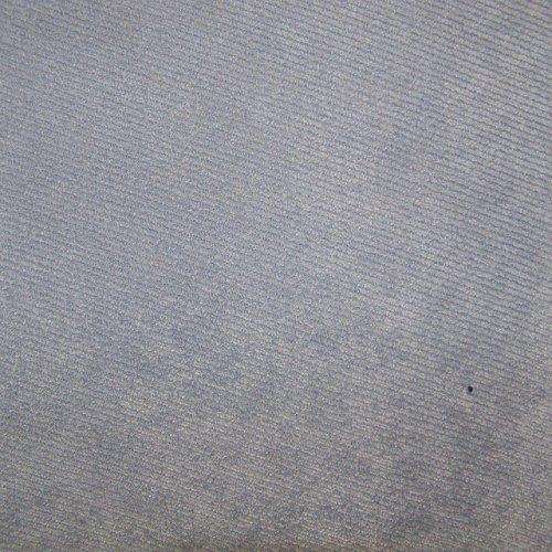 Ткань велюр Монтана скай