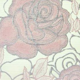 Ткань жаккард Виано Pink 301
