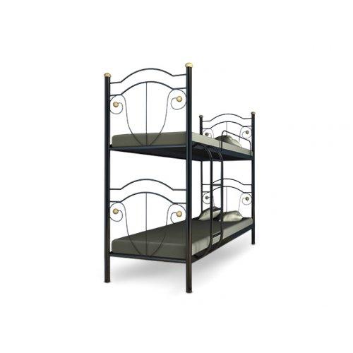 Двухъярусная кровать Диана 90х200