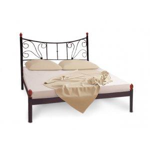 Кровать Калипсо 120х200 с высоким изголовьем