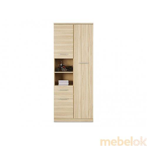 Шкаф комбинированный 80 Инди