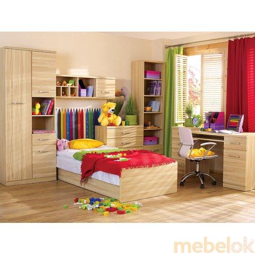 Зеркальное отображение - Комплект мебели Инди