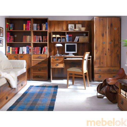 Зеркальное отображение - Комплект мебели Индиана-2