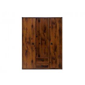 Шкаф платяной Индиана SZF 3d2s/150