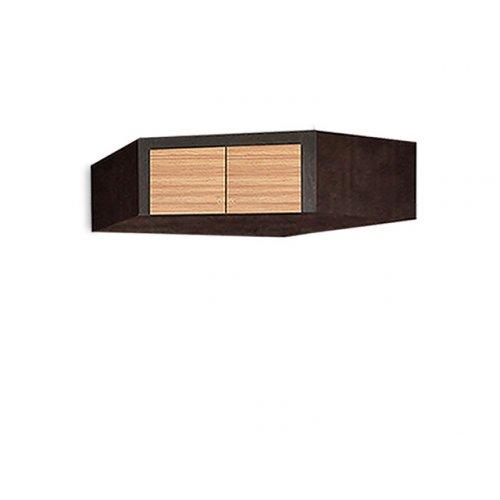 Надставка шкафа углового 2d/118/62 Капри