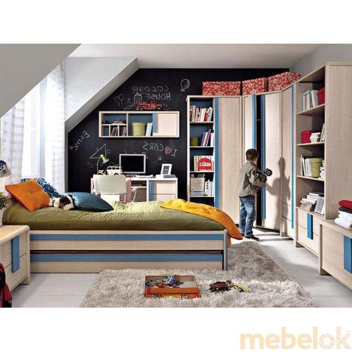 Зеркальное отображение - Комплект мебели Капс