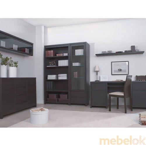 Зеркальное отображение - Комплект мебели Каспиан