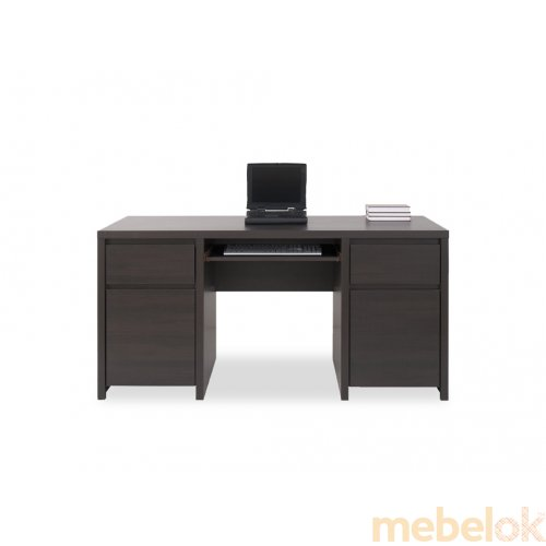 Стол письменный BIU2D2S 160 Каспиан