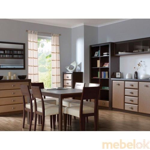 Комплект мебели для столовой комнаты Коен 2