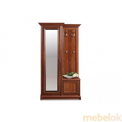 Зеркальное отображение - Прихожая 110 P Соната