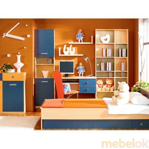 Зеркальное отображение - Комплект мебели Твист - 1