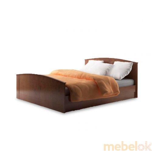 Кровать 160 (каркас) Валерия