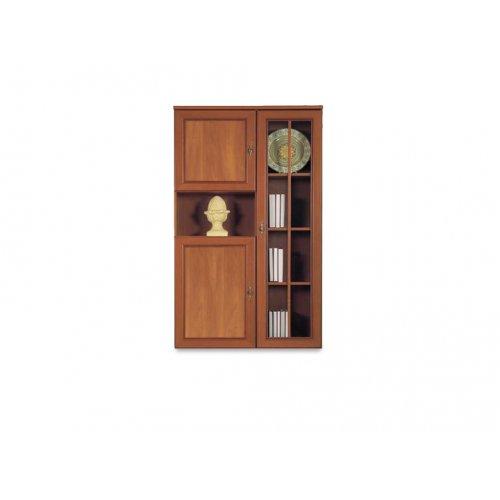Витрина - шкаф для белья (надставка)